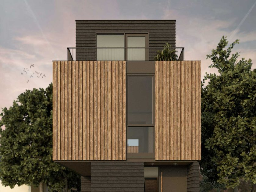 Tieton Built Project, The Solos, To Be Featured in AIA Portland Homes Tour as Part of Design Week Portland